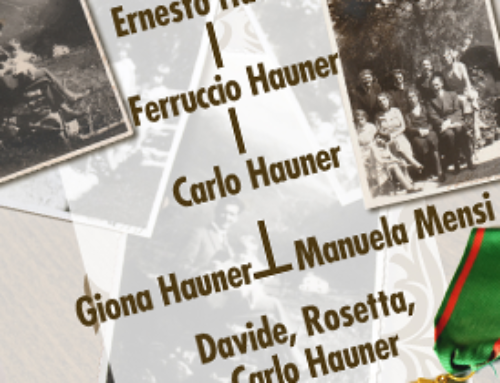 ALBERO GENEALOGICO HAUNER