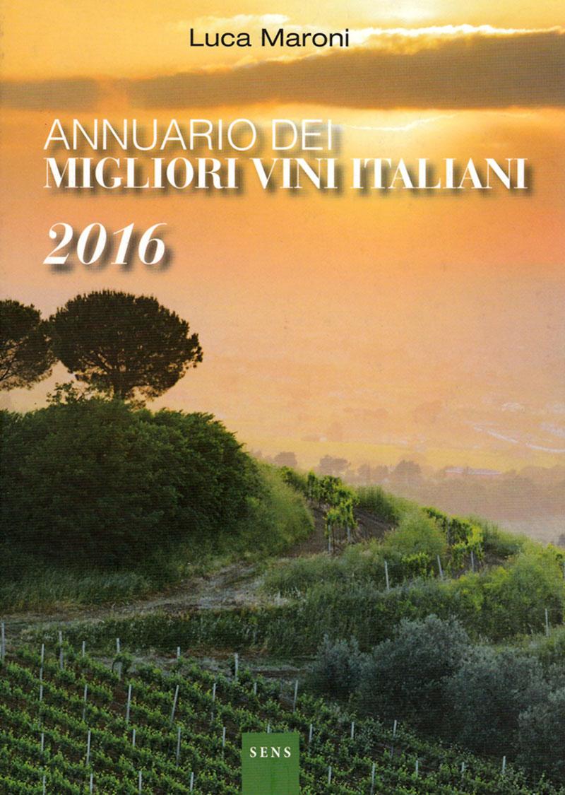 Luca Maroni Annuario vini Italiani